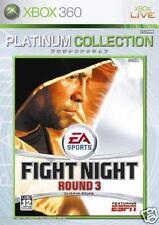 Used Xbox 360 Fight Night Round 3  MICROSOFT JAPAN JP JAPANESE JAPONAIS IMPORT