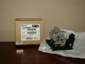 APOG NP12LP Projector Lamp OSRAM P-VIP 280/0.9 for NEC NP4100, NP4100W, NP4100-R
