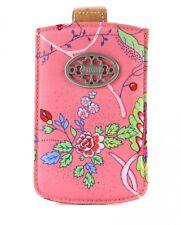 Oilily Cas De Téléphone Portable Summer Romance Smartphone Pull Up Case Coral
