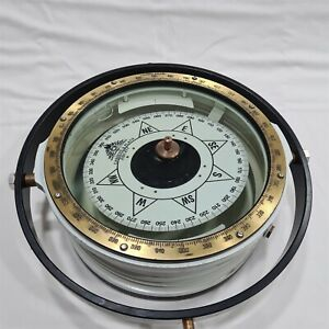 Cassens & Plath Type 11 Marine Compass without Fluid. Made in Germany