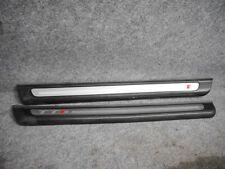Org Audi TTS 8S Einstiegsleisten links rechts 8S0853491B 8S0853492B Aluminium