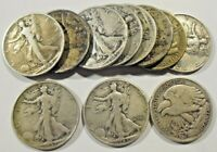 Silver Coin, Liberty Walking Half Dollar, Better than Silver Eagle Investments