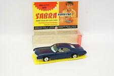 Sabra Israel 1/43 - Buick Riviera Bleue
