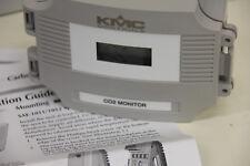 KMC Controls SAE-1062 Duct CO2 Monitor sensor w/ visible LCD display