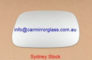 RIGHT DRIVER SIDE MIRROR GLASS FOR Toyota Avalon MCX10R 2000-2005