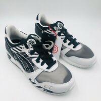 Asics Gel-Lyte III Barcode Black White Running Shoe 1191A336-001, Men's Size 8