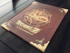 DragonBall Z Kakarot Collector's Edition Hard Cover Art Book ONLY Dragon Ball Z