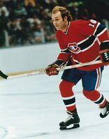 Guy Lafleur Montreal Canadiens Unsigned 8x10 Photo (B)