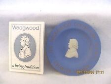Wedgewood Blue Small Plate Collectors Society Charter Member Living Tradition