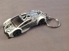 HOT WHEELS Custome Zotic Art Car Handmade Key chain