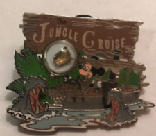Disney Pin The Jungle Cruise Pics Of History POH Le 1000 DLR