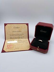 Original Cartier Love Ring , Roségold 18K , Gr.47 + Box