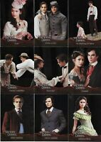 The Vampire Diaries 1 Foil Chase Insert Card Set F01 - F09
