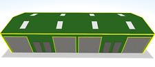 Steel Framed Buildings - Industrial Steel Rental Units - 7m x 20m x 3.6m Lockup