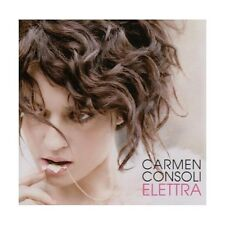 CD CARMEN CONSOLI ELETTRA - 602527232089