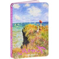 Amazing postcard book of 40 postcards Claude Monet Made in Russia (postcrossing)