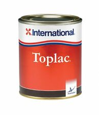 International Toplac narrow boat and yacht exterior paint - SAPPHIRE BLUE