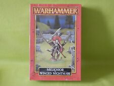 WARHAMMER  - VAMPIRE COUNTS ARMY MELKHIOR ON WINGED NIGHTMARE MISB