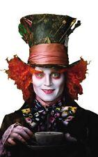 Alice in Wonderland Mad Hatter tyrrant Mad Hatter / cosplay/ / orange wig