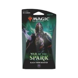 MTG: War of the Spark Theme Booster - Black
