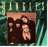"BANGLES  Eternal Flame PICTURE SLEEVE 7"" 45 rpm record + juke box title strip"