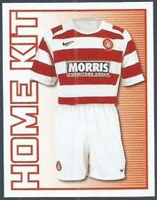 PANINI 2009-S.P.L.COLLECTION-#174-HAMILTON ACADEMICAL-HOME KIT
