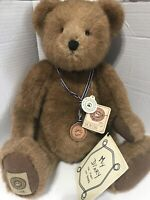 Boyds THEODORE 100th Anniversary Event Collectors Edition Jointed Teddy Bear