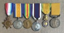 More details for ww1 royal navy gallipoli conspicuous gallantry medal cgm -  london fire brigade