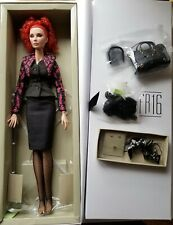 Integrity Obsidian Culture Hanne Erikson Fr 16 Red Head Fashion Royalty 16� Doll