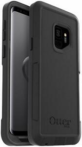 OtterBox Pursuit Case with PursuiTech for Samsung Galaxy S9 Black, Easy Open Box