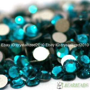 1440Pcs Top Quality Czech Crystal Rhinestones Flatback Nail Art Jewelry Making