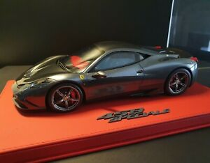 Ferrari 458 speciale BBR DELUXE 1/18 (mr) #16/20 Sold out Extremely rare NEW