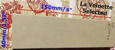 Pietra Belga Belgian Coticule 150X40 La Veinette Selected Sharpening Razor Hone