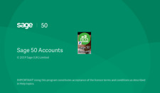 Sage 50 Accounts Profesional 2019  v25 Software ☆ Perpetual Instant Download