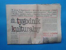 Tygodnik Kulturalny Nr.22 - 1989r.