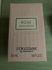 Rose L'OCCITANE EN PROVENCE Eau de Toilette Donna  50 ml Spray