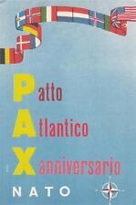 9746) NATO, X ANNIVERSARIO PATTO ATLANTICO.