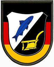 Wappen von Petershausen  Aufnäher ,Pin, Aufbügler