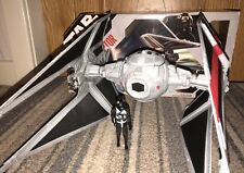Elite Tie Interceptor Star Wars Fighter Barco, Figura Rara, Completo, Caja Hasbro