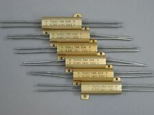 Rosenthal gws-75 15k Ohm 15000r Wire-wound resistencia alambre-resistencia ø14.3x100mm