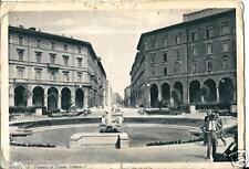 em 156 1934 BOLOGNA Fontana di Piazza Umberto I -viagg -Ediz.Zoboli Bologna
