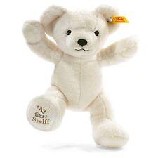 My First Steiff Teddy Bear in Cream with Gift Box - EAN 664021