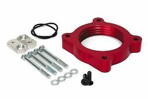 Poweraid Throttle Body Spacer fits 05-15 Nissan & Suzuki 4.0L V6 Truck / SUV