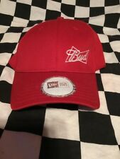 Budweiser Fitted Victory Lane Hat Nascar