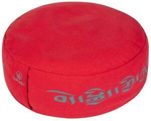 """Meditation Cushion Yoga Large 14"""" Extra-Soft Adjustable Seat Cushion BALANCE"""