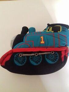 Thomas Friends Tank Train Engine Soft Plush with Plastic Face