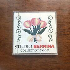 Studio Bernina Embroidery Card Collection No. 102
