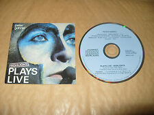 Peter Gabriel Plays Live Highlights cd 12 tracks 1984 Ex condition