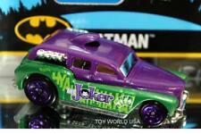 2018 Hot Wheels Batman Exclusive Cockney Cab II The Joker