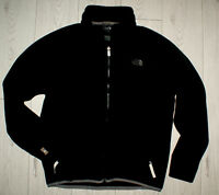 The North Face - Sweatshirt - Vlies - Reißverschluss - Schwarz - S